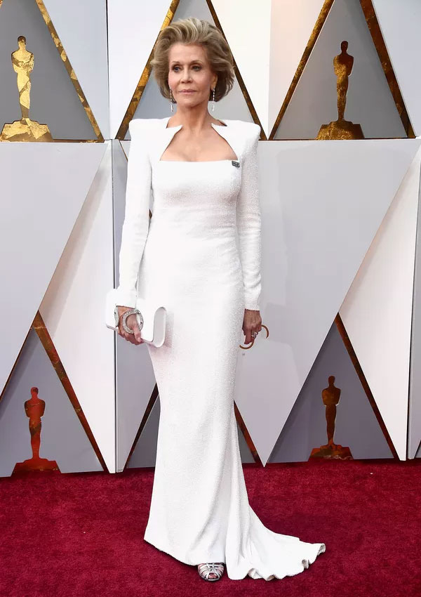 Jane Fonda no Oscar