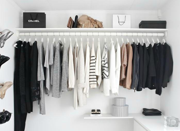 Armário cápsula é opção para saber sempre o que vestir