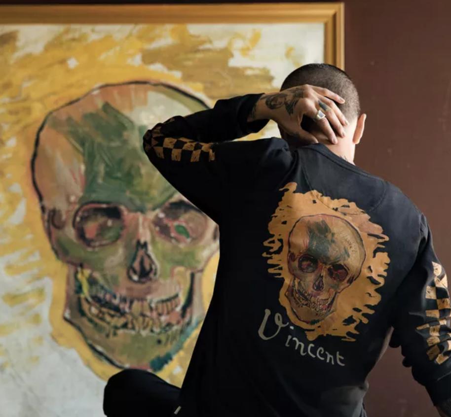 Moda e arte: colaboração Vans e Van Gogh
