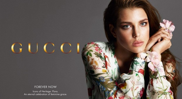 Anúncio da Gucci