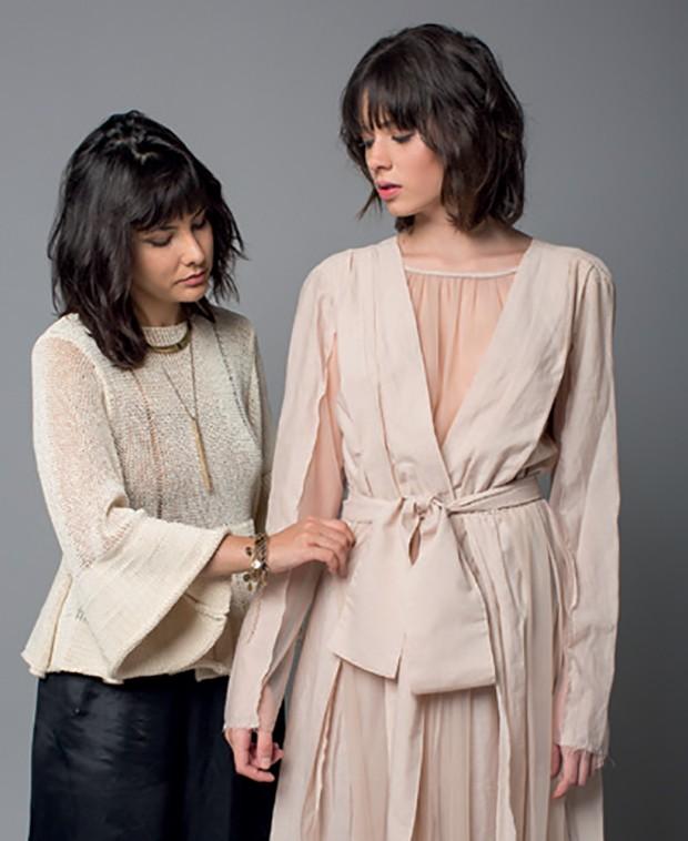 Marca Neriage - Iniciativa para fomentar novos talentos na moda