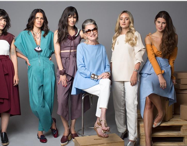 Novos talentos da moda