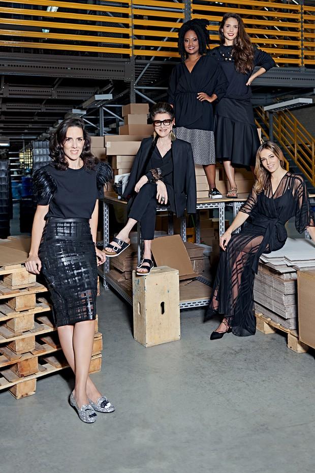 Iniciativa para fomentar novos talentos na moda