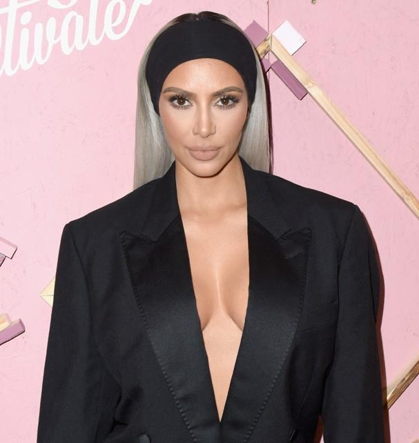 Kim Kardashian é fã de faixas