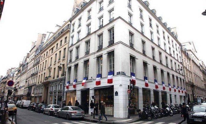 Collete, em Paris. Uma das mais importantes concept stores, que fechou