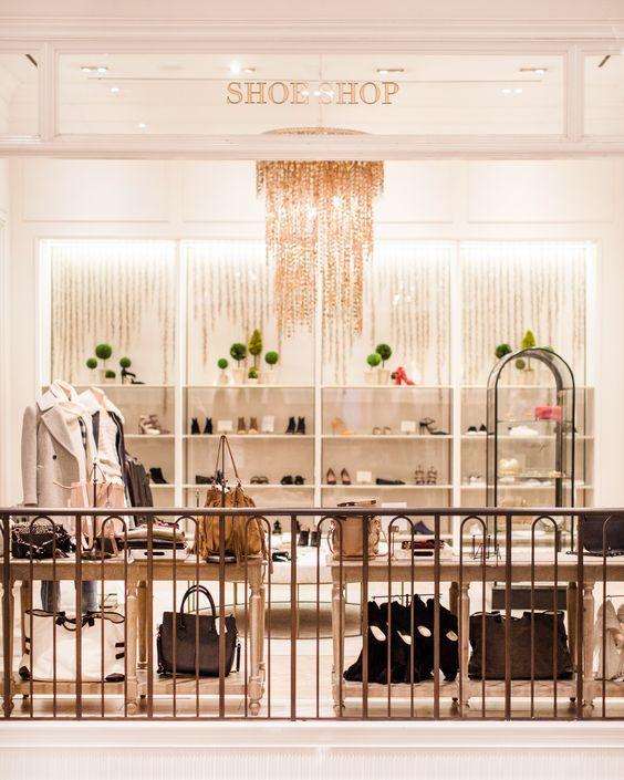 Loja Club Monaco, concept store em Nova York