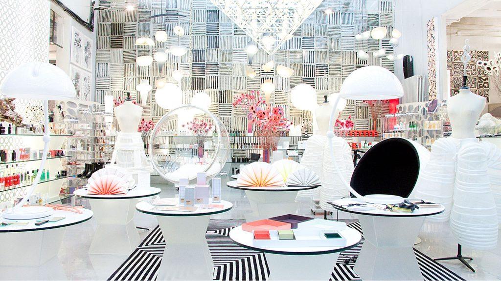 10 Corso Como, em Milão, primeira loja a receber o título concept store