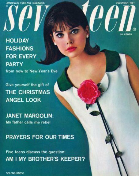 Revista de moda de 1960: o papel da mulher continua em destaque, ao invés da individualidade